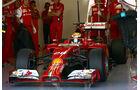 Roberto Merhi - Ferrari - Formel 1 - Test - Abu Dhabi - 26. November 2014