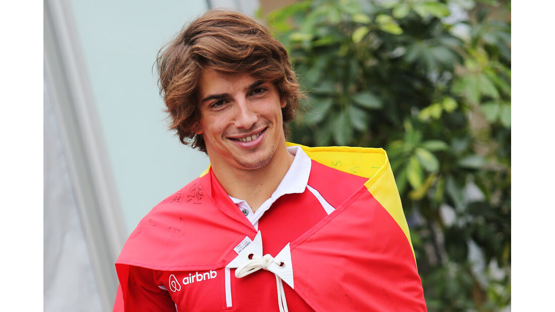 Roberto Merhi - Formel 1 - GP Japan - Suzuka - 26. September 2015