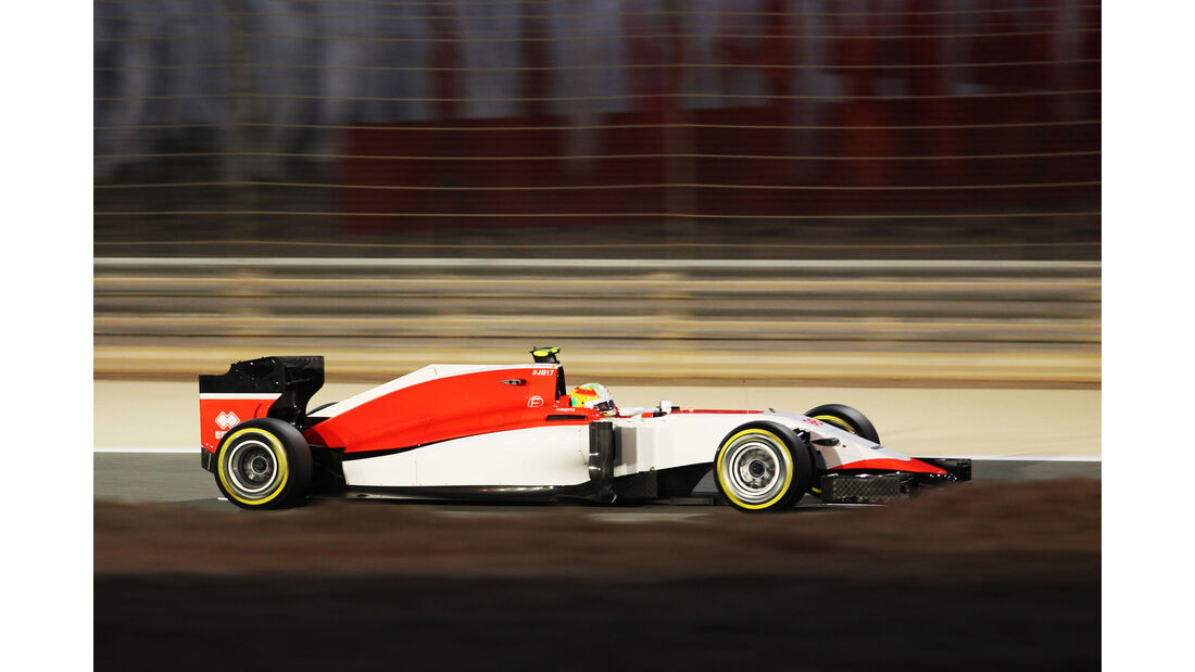 Roberto Merhi - GP Bahrain 2015