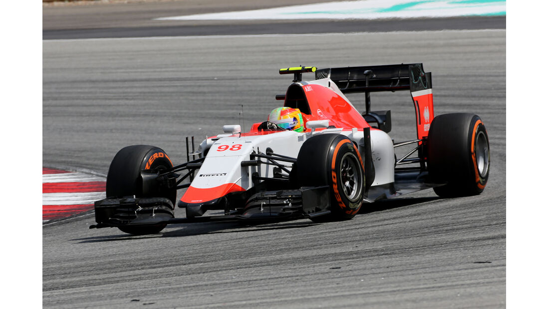 Roberto Merhi - GP Malaysia 2015