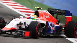 Roberto Merhi - GP Russland 2015