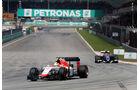 Roberto Merhi - Manior F1 - GP Malaysia 2015 - Formel 1