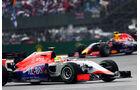 Roberto Merhi - Manor F1 - GP England - Silverstone - Rennen - Sonntag - 5.7.2015