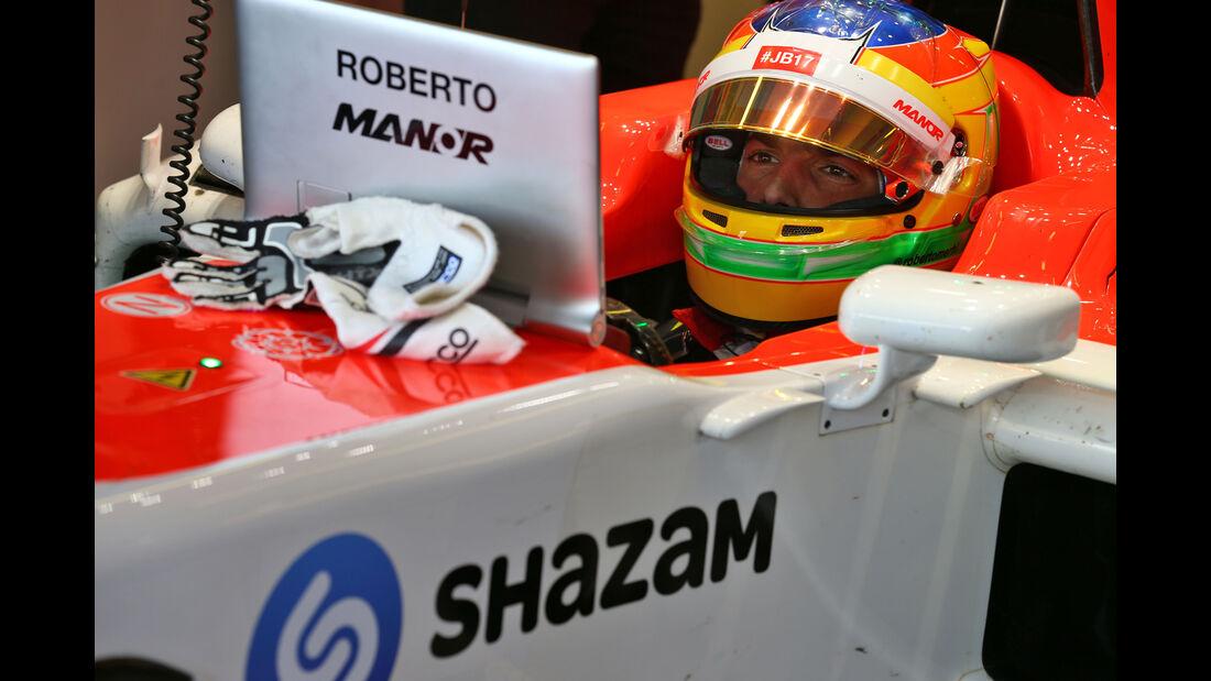 Roberto Merhi - Manor - Formel 1 - GP Abu Dhabi - 27. November 2015