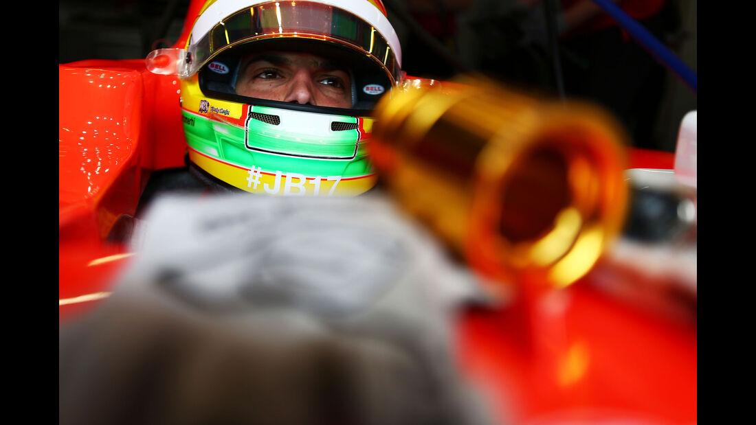 Roberto Merhi - Manor - GP Österreich - Formel 1 - Freitag - 19.6.2015