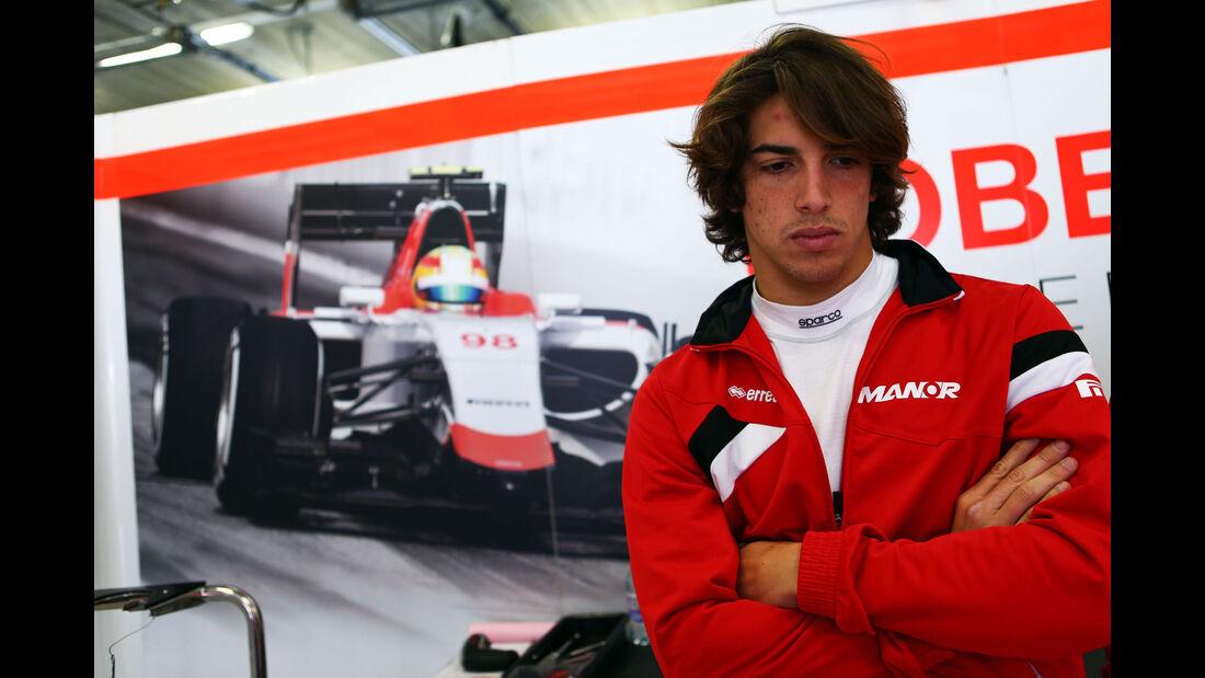 Roberto Merhi - Manor - GP Österreich - Qualifiying - Formel 1 - Samstag - 20.6.2015