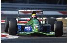 Roberto Moreno Jordan-Ford 191 - Formel 1 - 1991