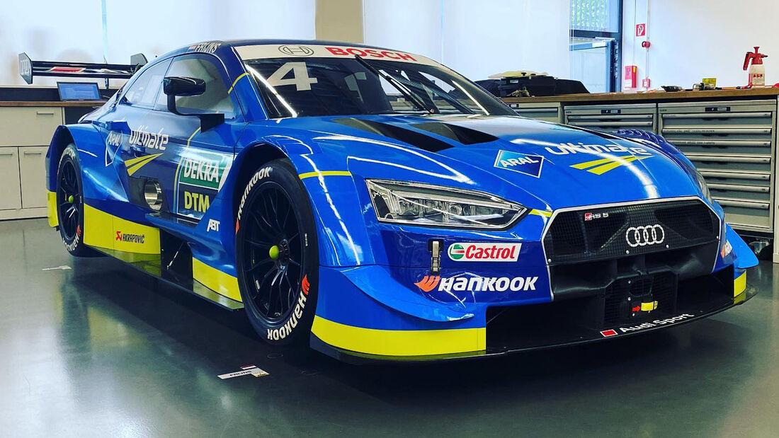 Robin Frijns - Audi - DTM-Auto 2020