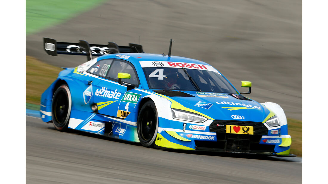Robin Frijns - Audi - DTM-Autos 2018