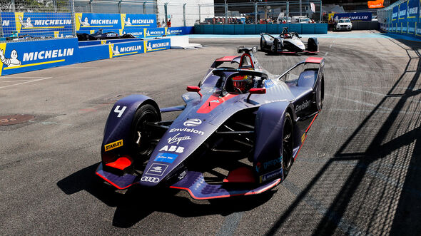 Robin Frijns - Formel E - New York - 2019
