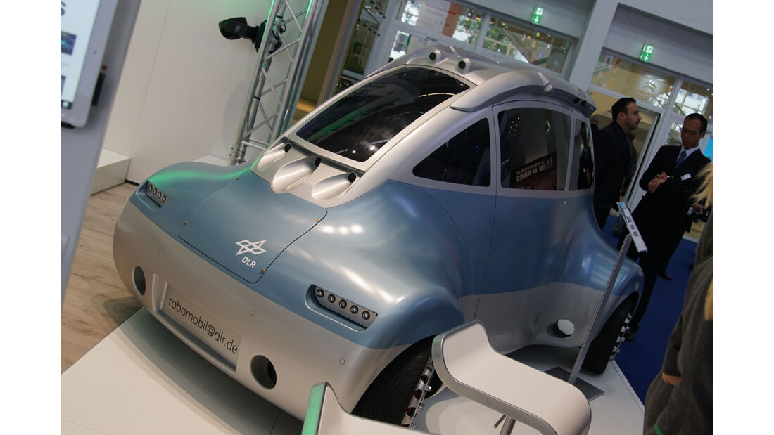 Robomobil IAA 2015