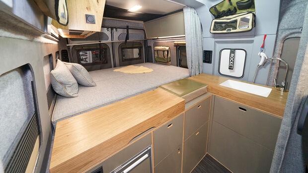 Rocket Camper, Campingbus, CMT 2020