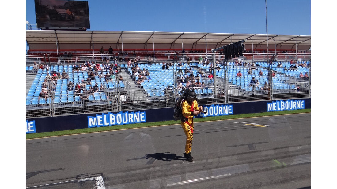 Rocketman - GP Australien - Melbourne - 17. März 2012