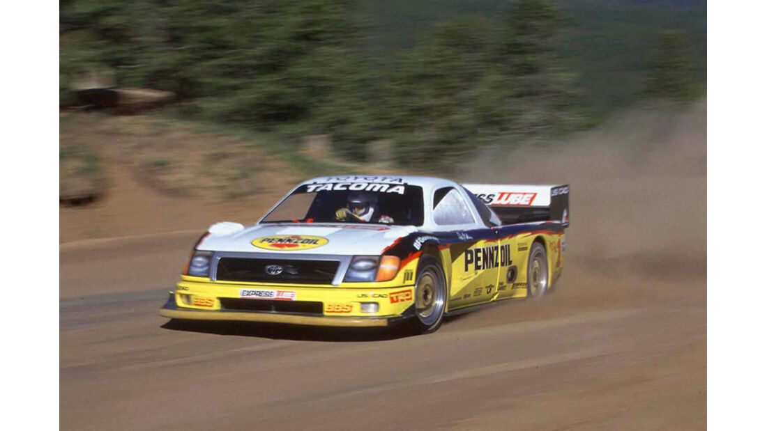 Rod Millen Toyota Tacoma pikes Peak 1998