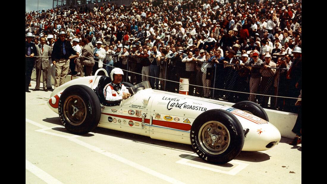 Rodger Ward - Indy 500 - Motorsport