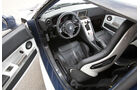 Roding Roadster, Innenraum, Cockpit