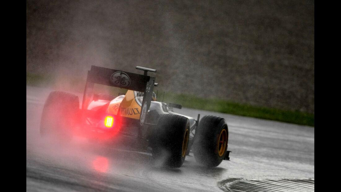 Rodolfo Gonzalez - Caterham - Formel 1-Test - Mugello - 1. Mai 2012
