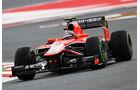 Rodolfo Gonzalez - Marussia - Formel 1 - GP Spanien - 10. Mai 2013