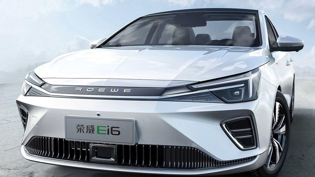 Roewe Ei6 Elektroauto