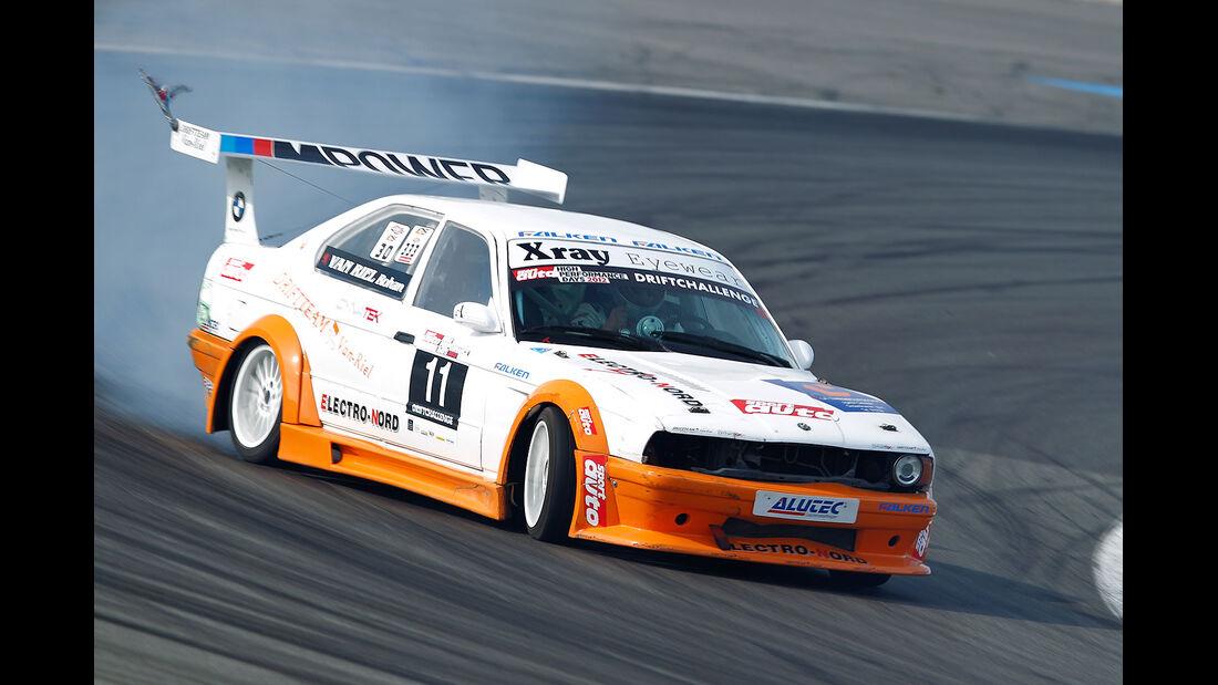 Rohan van Riel, Drifter11DriftChallenge, High Performance Days 2012, Hockenheimring