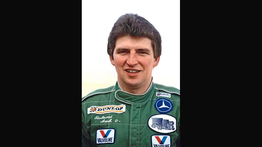 Roland Asch, Sieger Eifelrennen 1991