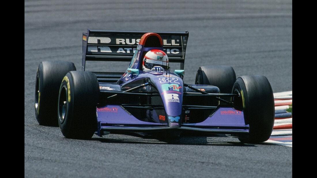 Roland Ratzenberger - Simtek 002 - Formel 1 - 1994