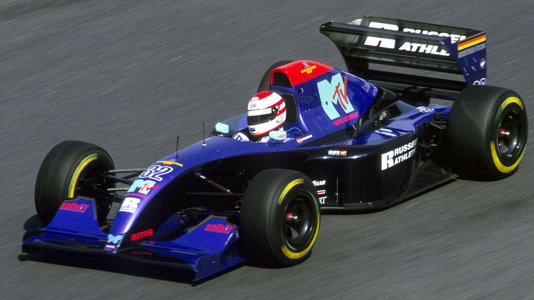 Roland Ratzenberger - Simtek S941 - Pazifik GP Aida 1994