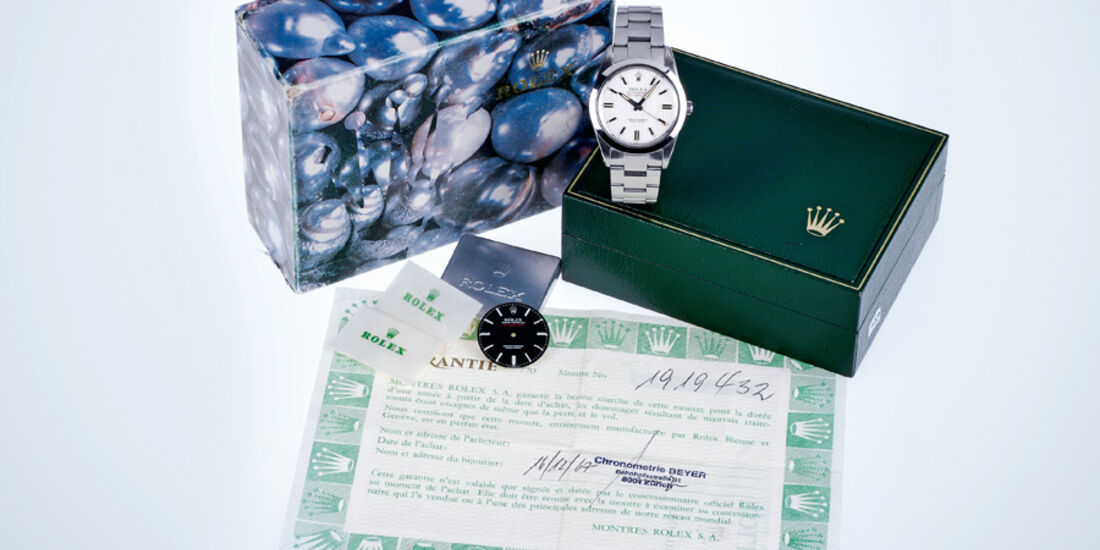 Rolex Migauss von 1967