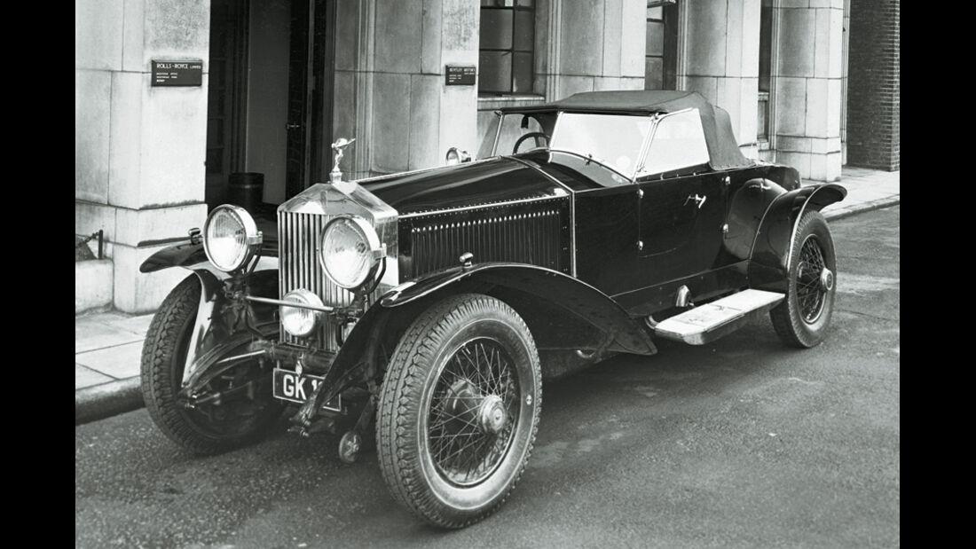 Rolls Roce 16 EX, 1928