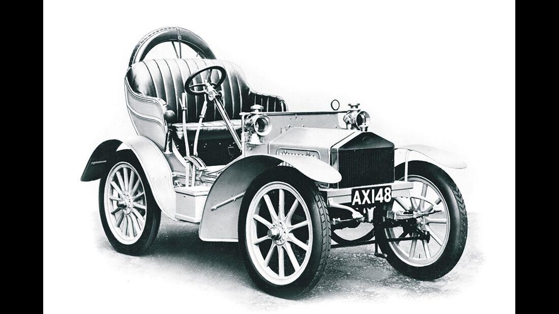 Rolls Royce 10HP Bj.1904