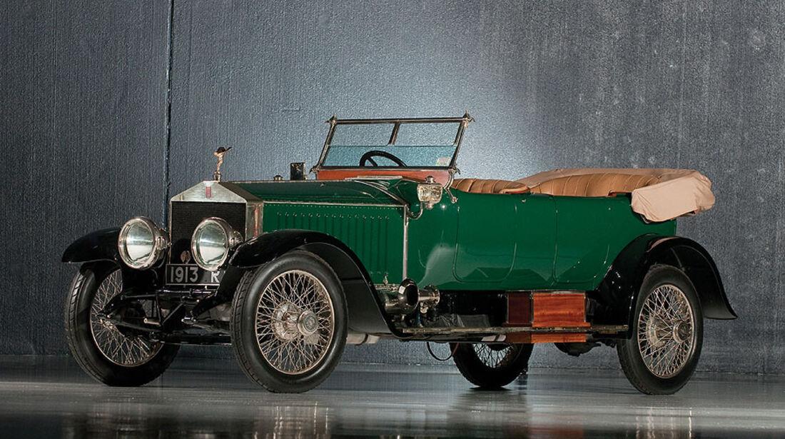 Rolls-Royce 40/50 HP Silver Ghost Open Tourer