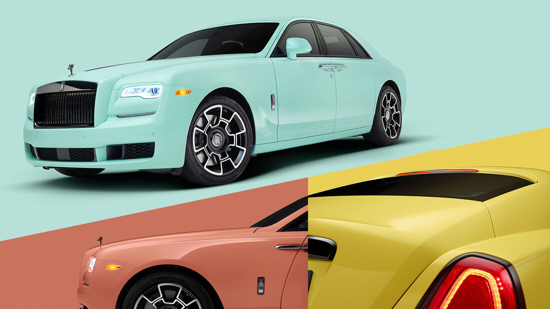 Rolls-Royce Bespoke Sonderanfertigung