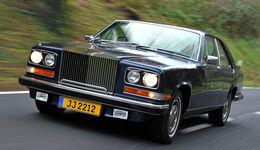 Rolls Royce Camargue, Frontansicht