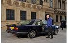 Rolls Royce Camargue, Seitenansicht