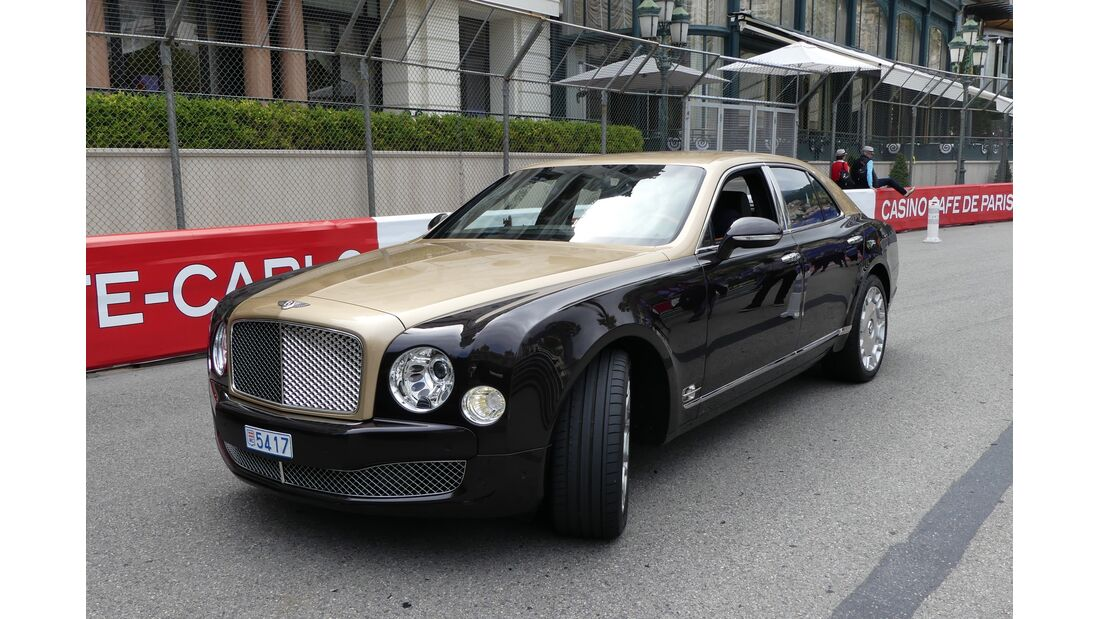 Rolls Royce - Carspotting - GP Monaco 2019