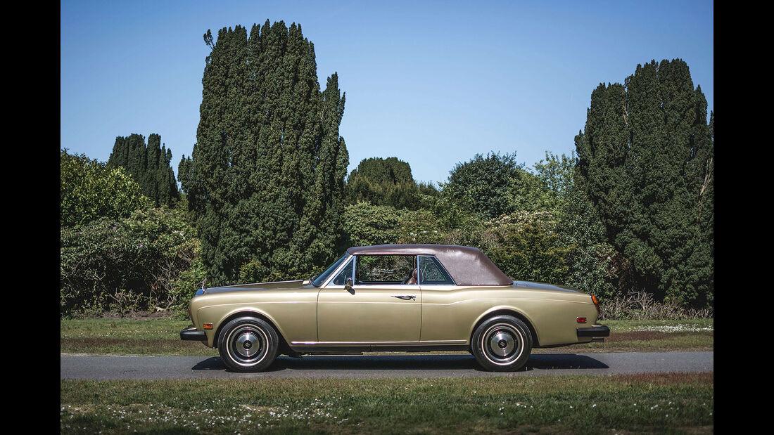 Rolls-Royce Corniche Cabriolet (1982)