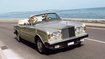 Rolls-Royce Corniche, Frontansicht