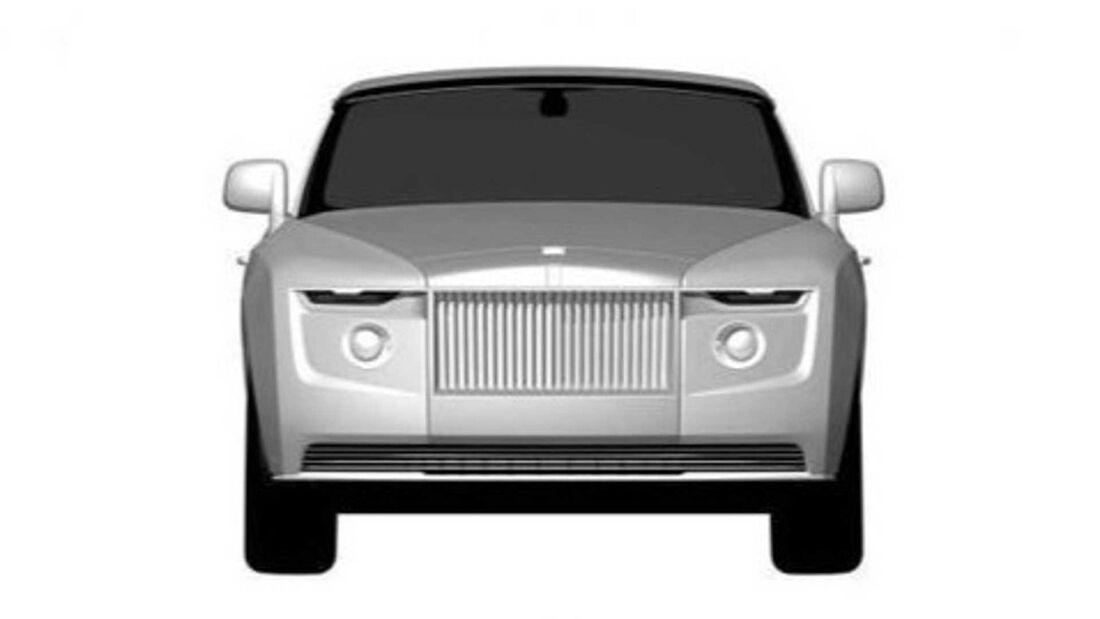 Rolls Royce Coupé