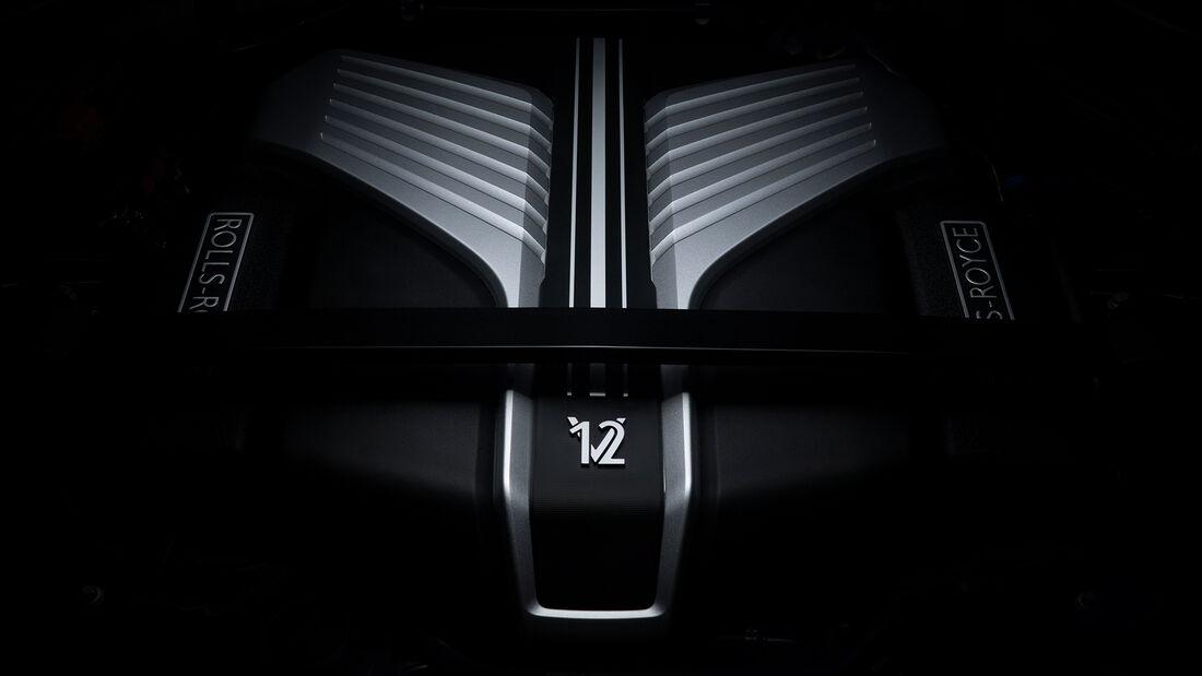 Rolls-Royce Cullinan Black Badge 2019