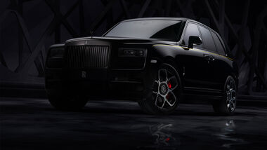Rolls-Royce Cullinan Black Badge 2019
