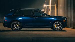 Rolls-Royce Cullinan Black Badge Bespoke Google Chefingenieur Ben Sloss