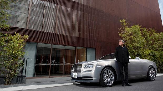 Rolls-Royce Dawn The Kita Bespoke