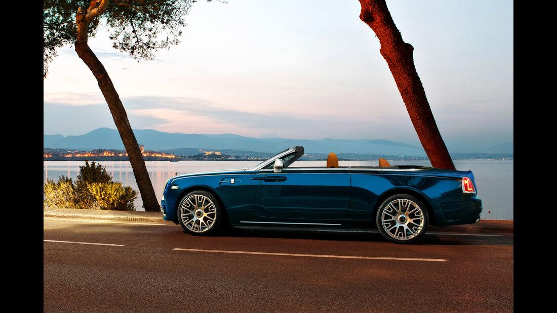Rolls Royce Dawn by Mansory