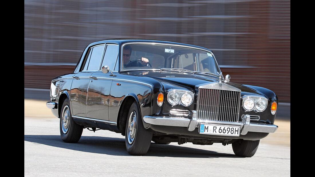 Rolls-Royce, Frontansicht
