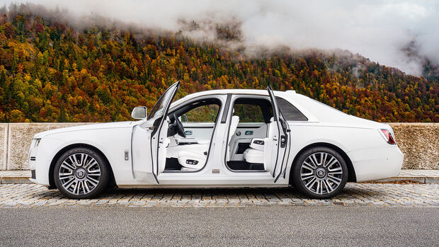 Rolls-Royce Ghost (2020)