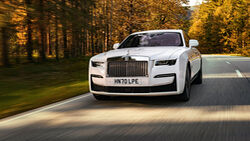 Rolls-Royce Ghost (2020)