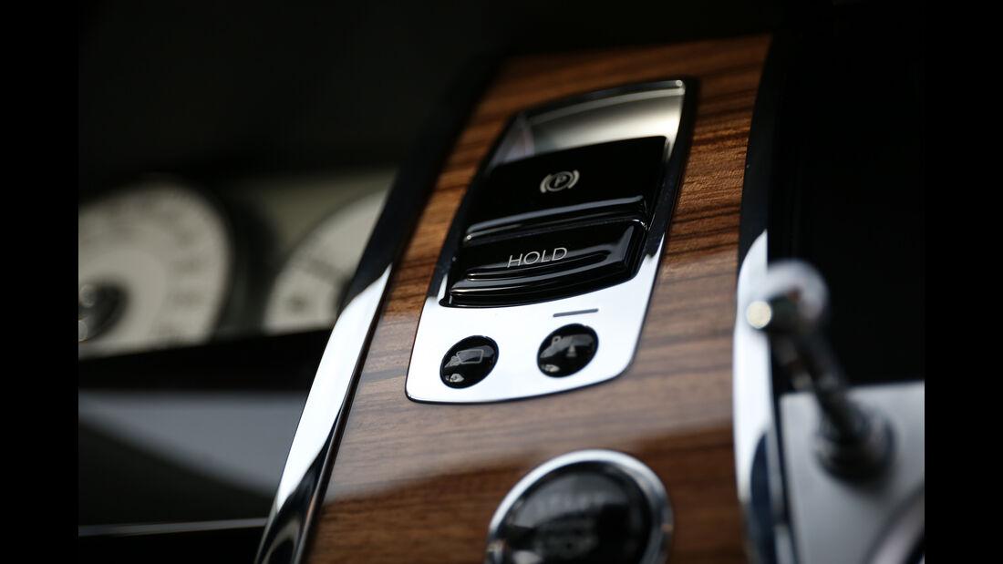 Rolls-Royce Ghost, Bedienelement