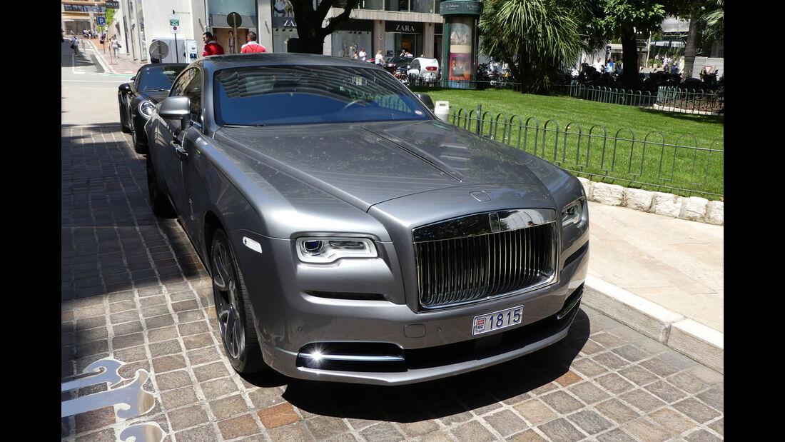 Rolls-Royce Ghost - Carspotting - GP Monaco 2018