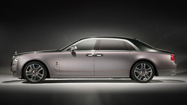 Rolls-Royce Ghost Elegance Diamanten Lack