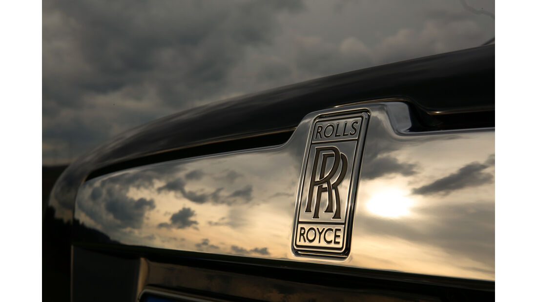 Rolls-Royce Ghost, Emblem